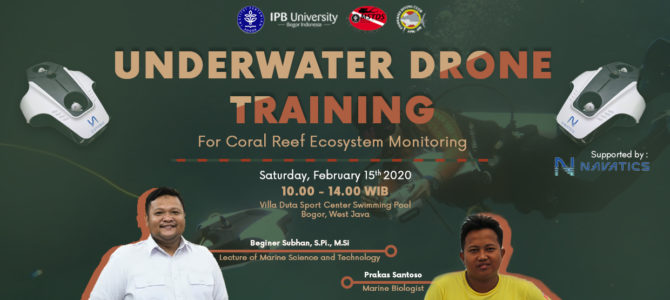 UNDERWATER DRONE TRAINING